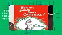 How The Grinch Stole Christmas 2000 Vhs.Opening To The 2001 Vhs Of How The Grinch Stole Christmas