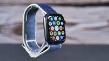Test de l'Apple Watch Series 5