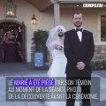 Ce futur marié se fait piéger par son témoin