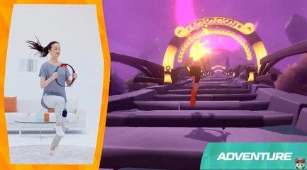 جهاز جديد من نينتندو لممارسة الرياضة وألعاب الفيديو في ذات الوقت