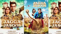 Press Conference With Ranbir Kapoor & Katrina Kaif For The Film Jagga Jassos