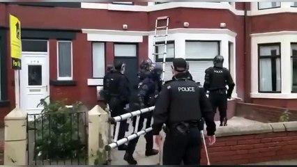 Fleetwood drug raids