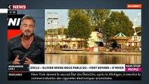 """EXCLU - Olivier Minne dévoile dans """"Morandini Live"""" les secrets du nouveau jeu de France 2 inspiré de """"Fort Boyard"""" bientôt en tournage - VIDEO"""