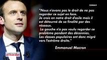 L'immigration : Le nouveau cap politique d'Emmanuel Macron