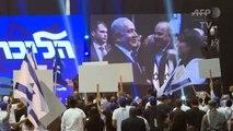 Netanyahu e Gantz em impasse após eleições
