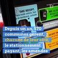 Le montant des amendes de stationnement jamais perçues s'élève à 1 milliard d'euros
