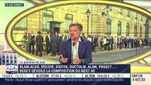 La question du jour: Emmanuel Macron a-t-il annoncé les mesures qu'il fallait pour faire grandir la French Tech ? - 18/09