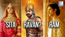 Prabhas To Play Ravana In Hrithik-Deepika's Ramayana?