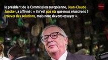 Le risque d'un Brexit sans accord reste « très réel », selon Juncker
