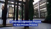 Private Prison Issue In California