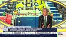 Vallourec: Edouard Guinotte succédera à Philippe Crouzet le 15 mars 2020 - 18/09