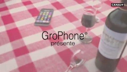 Sponsor : Le tire bouche-phone - Groland - CANAL+