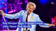 Rod Stewart Overcomes Cancer