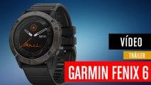 Presentación de la familia Garmin Fenix 6