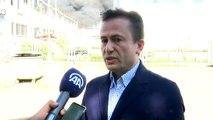 Tuzla'da fabrika yangını - Tuzla Belediye Başkanı Şadi Yazıcı