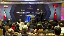 İran Cumhurbaşkanlığı Ofisi Başkanı Vaizi - Türkiye-İran İş Forumu
