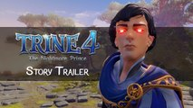 TRINE 4 The Nightmare Prince Official Story Trailer (2019) Xbox One