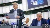 """Le risque d'un Brexit sans accord reste """"très réel"""" selon Jean-Claude Juncker"""