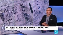 Attaques contre l'Arabie Saoudite : d'où ont été tirés ces drones ?