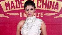 Mouni Roy wins hearts with her all white look at Made in China trailer launch | FilmiBeat