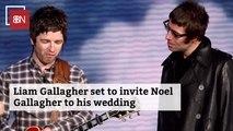 Liam GallagherInvites Brother To His Wedding