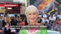 Dame Helen Mirren On  'Catherine the Great'