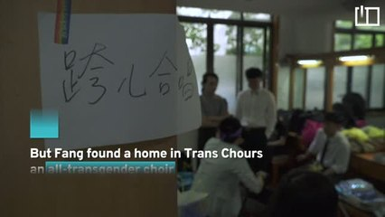 Transgender choir seeks acceptance in China