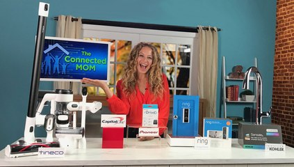 The Connected Mom with Carley Knobloch
