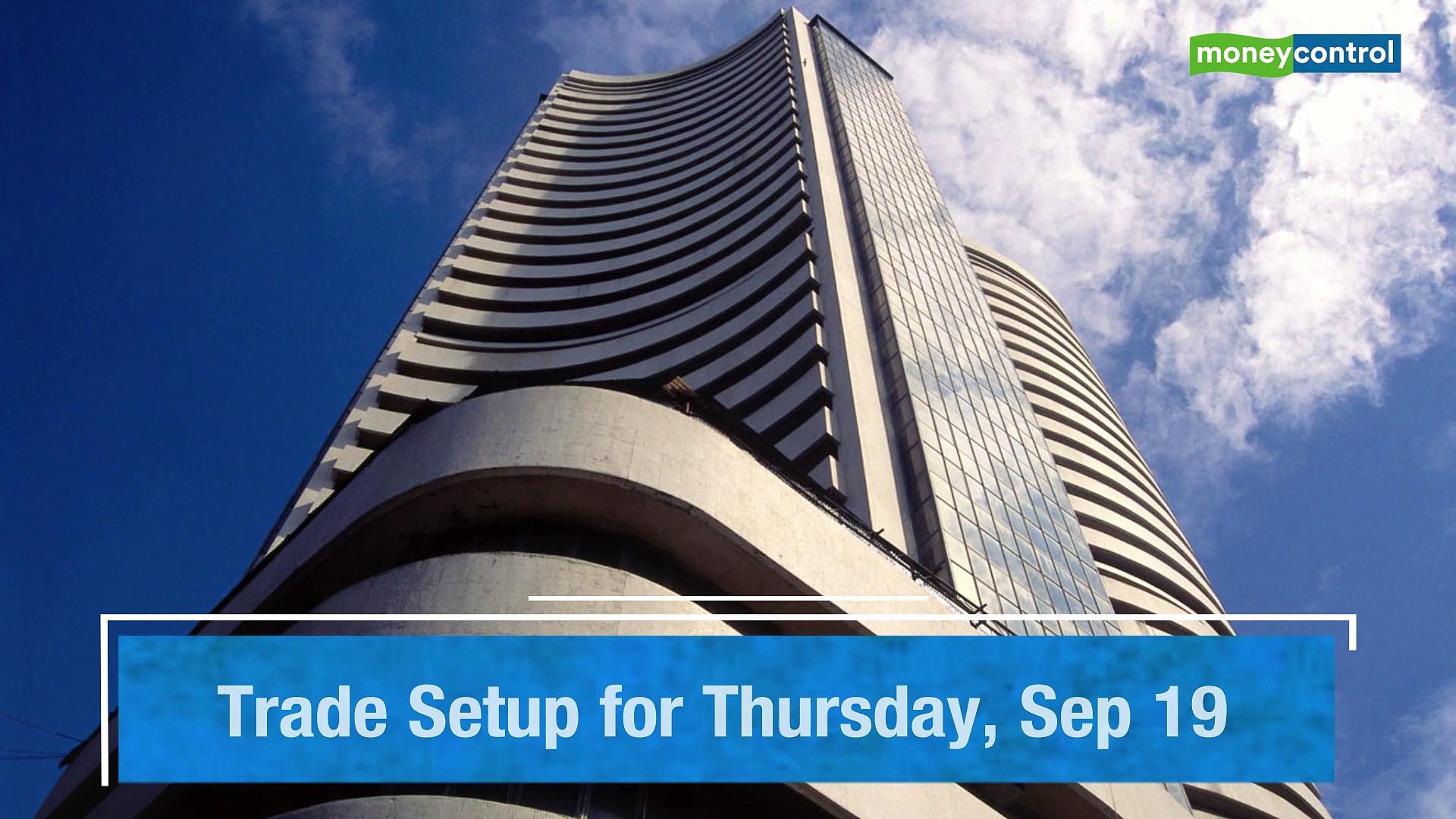 Trade Setup for September 19