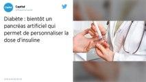 Un pancréas artificiel intelligent bientôt commercialisé en France