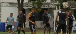 Aníbal Leguizamón asegura que el equipo se encuentra motivado