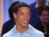 Quand Laurent Baffie demande à Ronaldinho s'il est bisexuel