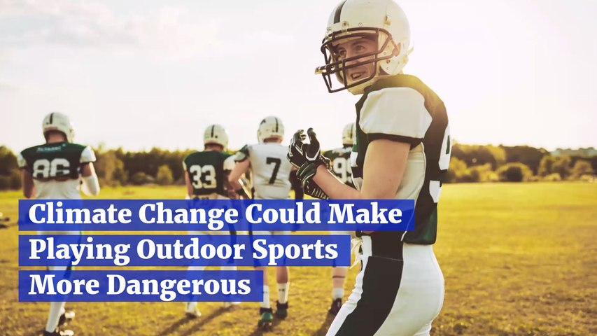 Climate Change Affects Sports