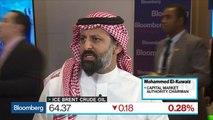 Saudi CMA Chairman on Benefits of Opening Up Economy