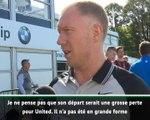 Man. United - Scholes : ''Le départ de Pogba ne serait pas une grosse perte''