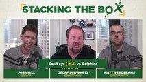 Dallas Cowboys (-21.5) vs Miami Dolphins