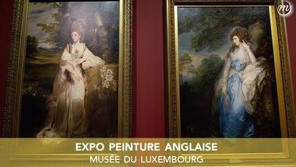 Peinture anglaise : l'exposition