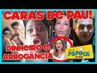 ♀️Chacota: Jojo e Scooby culpam DJ e passam vergonha +Falsa: Sonia Abrão responde Susana Vieira