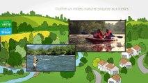 Les Trames écologiques  :  des bénéfices multiples pour les humains