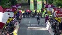 Cyclisme - GP de Wallonie 2019 - Victoire de Krists Neilands devant Jasper Stuyven et Jasper De Buyst
