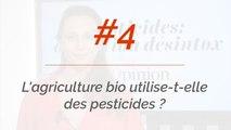 L'agriculture bio utilise-t-elle des pesticides ?