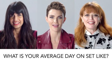 Jameela Jamil, Ruby Rose, and Natasha Lyonne Answer the Exact Same Questions