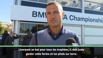Liverpool - Vidic : ''Virgil van Dijk ? J'admire ce qu'il fait''