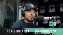 """Chance The Rapper Shares the Inspiration Behind """"The Big Day"""""""