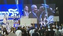 Des Israéliens réagissent aux résultats des élections législatives