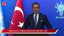 AKP'den flaş erken seçim yanıtı