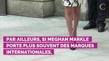 Meghan Markle boude-t-elle les marques anglaises ? Seul un quart de sa garde-robe en est composé