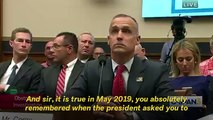 Watch: Barry Berke Grills Corey Lewandowski Over Lies To Media During Hearing