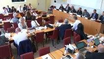 Commission des affaires étrangères : échanges sur la politique migratoire de la France et de l'Europe - Mardi 17 septembre 2019