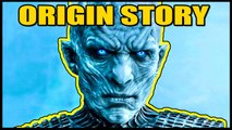 Le Night King dans GAME OF THRONES - ORIGIN STORY